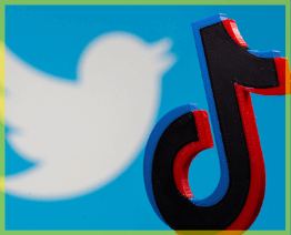 Twitter and TikTok for Business