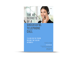 The 42 Secrets of a Successful Telephone Call